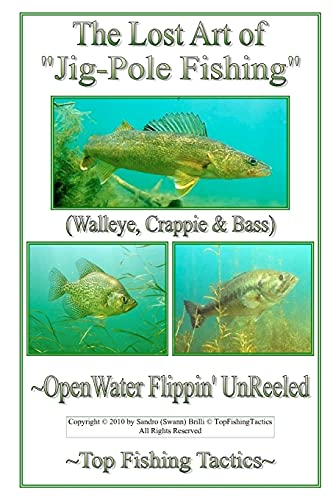 9781475167429: The Lost Art of Jig-Pole Fishing: ~OpenWater Flippin' UnReeled: Volume 2