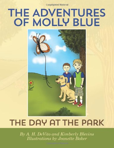 9781475173352: The Adventures of Molly Blue: The Day At The Park