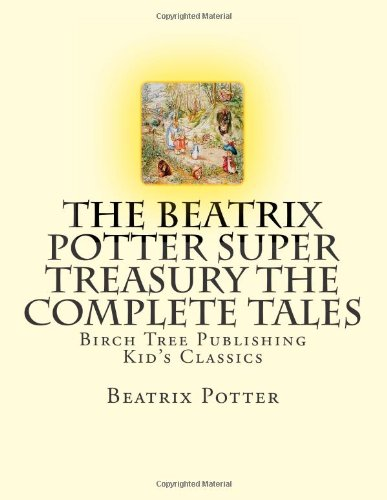 9781475176568: The Beatrix Potter Super Treasury The Complete Tales