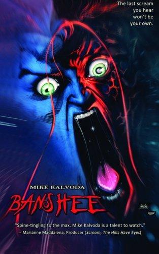 Banshee: The last scream you hear won't: Mike Kalvoda, Gerald
