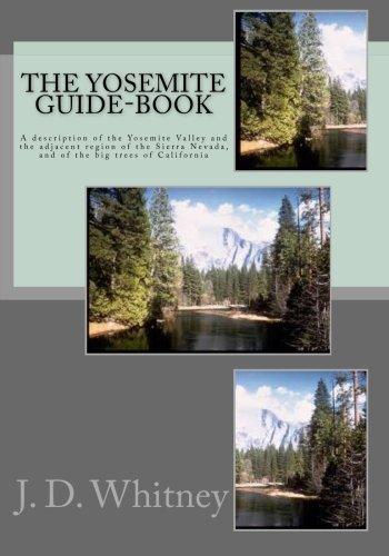 9781475189780: The Yosemite Guide-Book