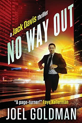 9781475199772: No Way Out: A Jack Davis Thriller (Volume 3)