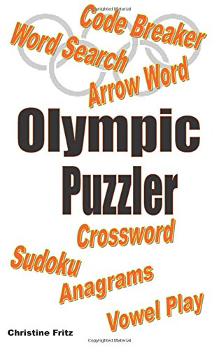 9781475205848: Olympic Puzzler: London 2012 Olympics Puzzle book