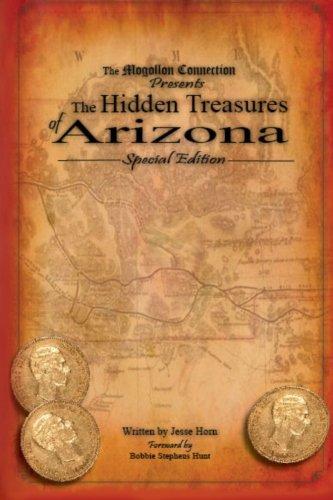 9781475217308: The Hidden Treasures of Arizona Special Edition