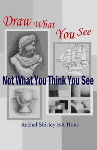 9781475219616: Draw What You See Not What You Think You See