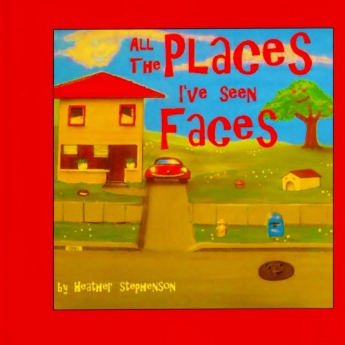 9781475227093: All the Places I've Seen Faces (Volume 1)