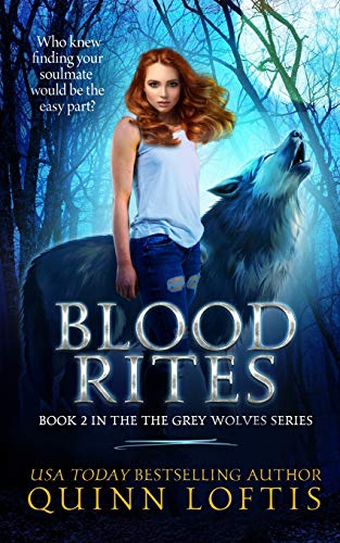 9781475233636: Blood Rites, Book 2 in the Grey Wolves Series (Volume 2)