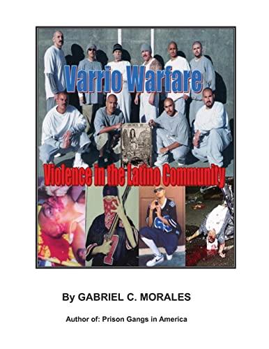 9781475234978: Varrio Warfare: Violence in the Latino Community