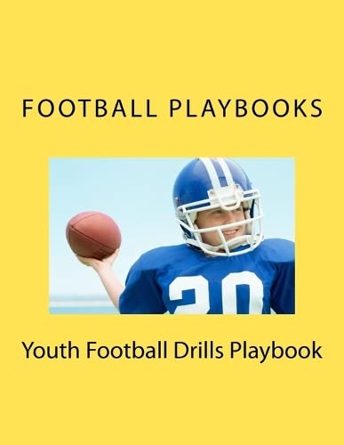 9781475236750: Youth Football Drills Playbook