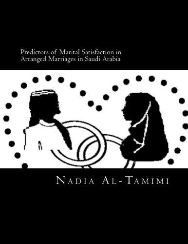 9781475241662: predictors of marital satisfaction in arranged marriages in saudi arabia