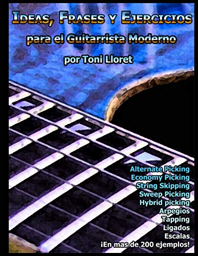 9781475245264: Ideas, Frases y Ejercicios para el Guitarrista Moderno