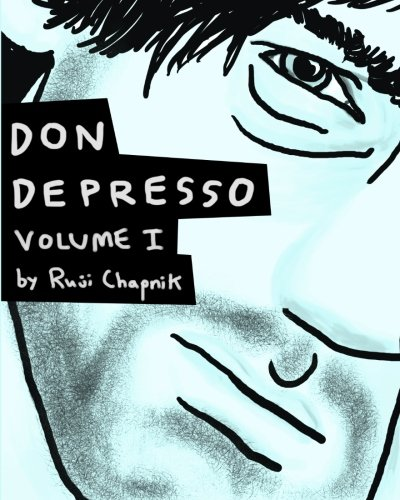 9781475246841: Don Depresso, Volume I: Comics About a Depressed Guy