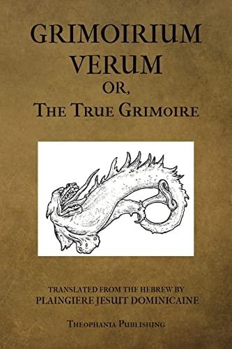 9781475256789: Grimoirium Verum