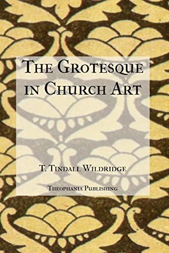 9781475257380: The Grotesque in Church Art