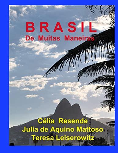 9781475259506: Brasil de Muitas Maneiras (Portuguese Edition)