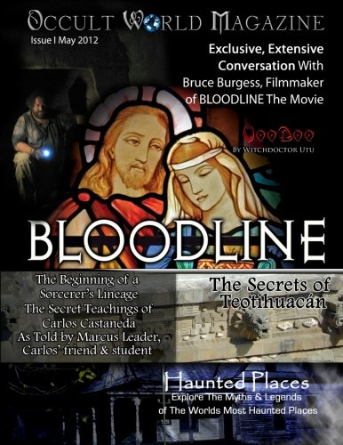 9781475294439: Occult World Magazine: Issue I May 2012 (Volume 1)