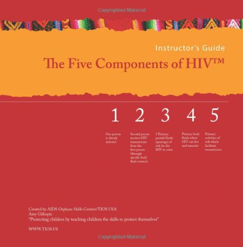 9781475299793: The Five Components of HIV: Instructors Guide