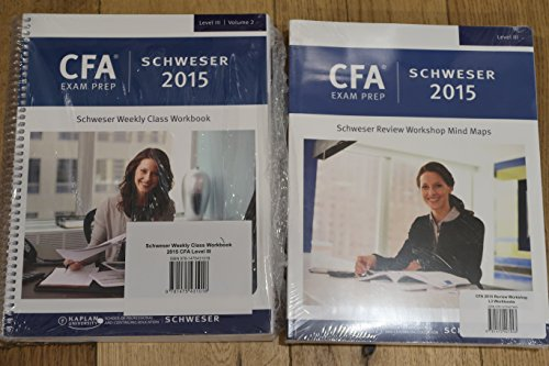 Schweser Cfa 2017 Exam Prep And Study Materials For The Level Iii Kaplan