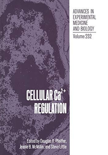 Cellular Ca2 Regulation