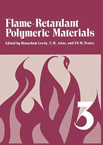 9781475701142: Flame - Retardant Polymeric Materials: Volume 3