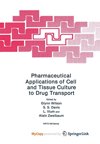 9781475702873: Pharmaceutical Applications of Cell and Tissue Culture to Drug Transport