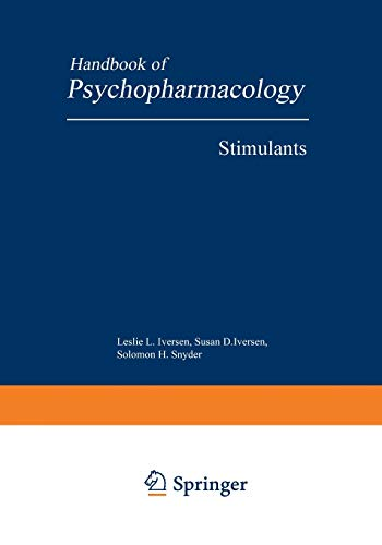 9781475705126: Stimulants (Handbook of Psychopharmacology)