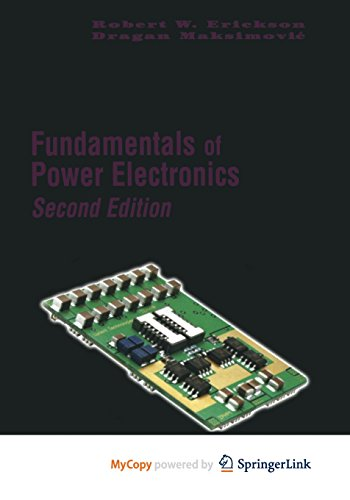9781475705584: Fundamentals of Power Electronics