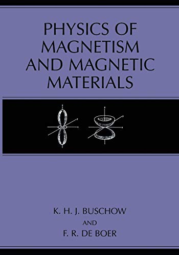 9781475705676: Physics of Magnetism and Magnetic Materials