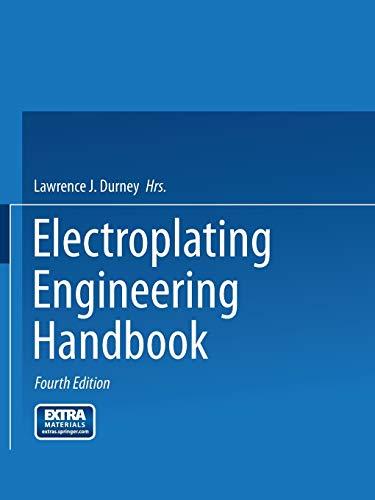 9781475708561: Electroplating Engineering Handbook