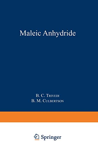 9781475709421: Maleic Anhydride