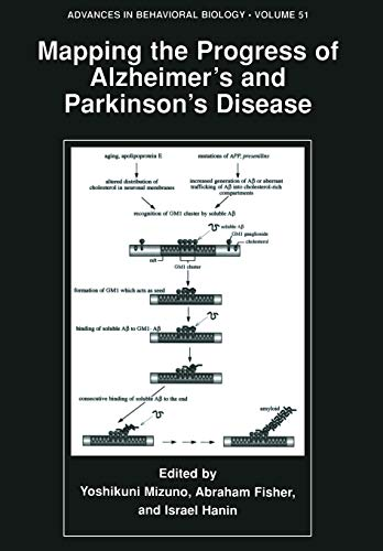 9781475709735: Mapping the Progress of Alzheimer S and Parkinson S Disease (Advances in Behavioral Biology)