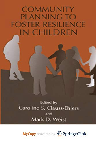 9781475709803: Community Planning to Foster Resilience in Children