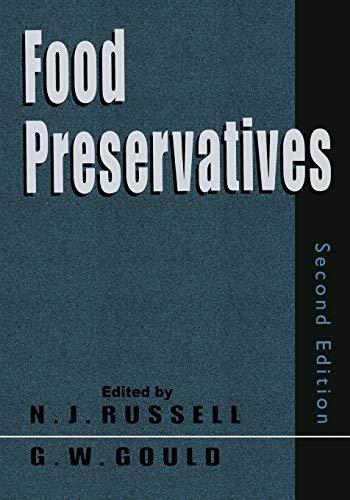 9781475710069: Food Preservatives