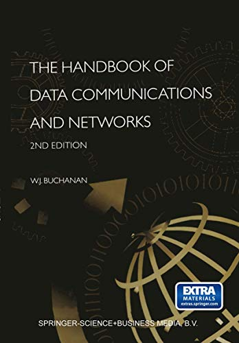 9781475710670: The Handbook of Data Communications and Networks: Volume 1. Volume 2