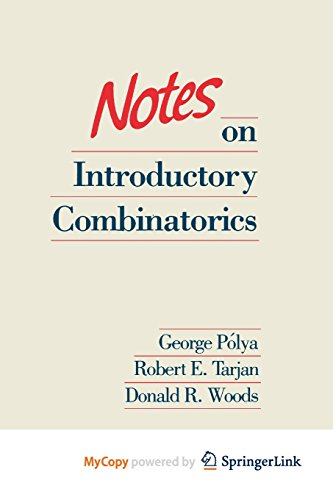 9781475711028: Notes on Introductory Combinatorics