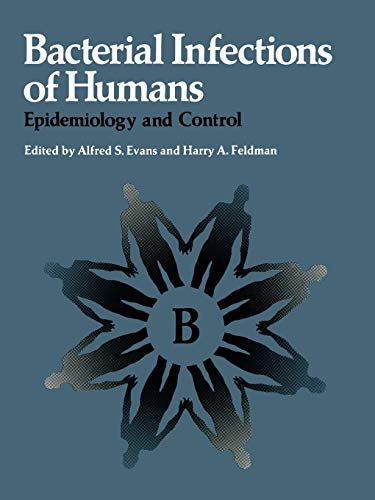 9781475711424: Bacterial Infections of Humans: Epidemiology and Control