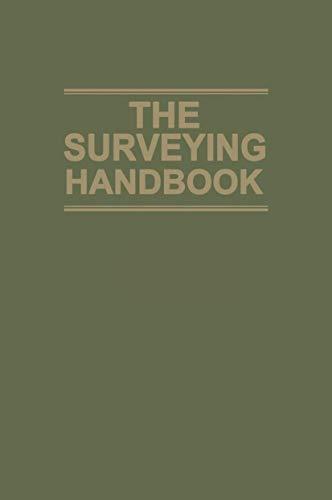 9781475711905: The Surveying Handbook