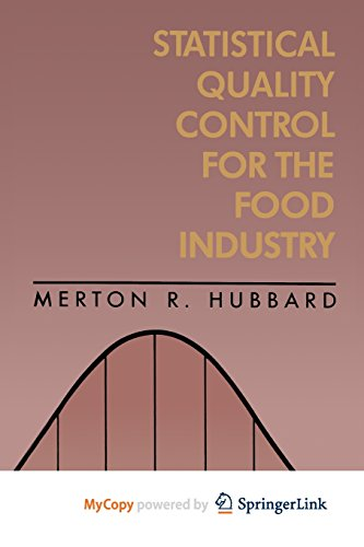 9781475711981: Statistical Quality Control for the Food Industry