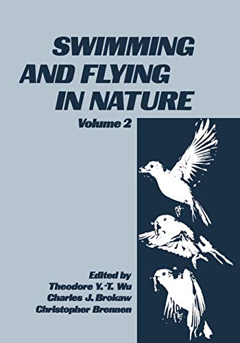 9781475713282: Swimming and Flying in Nature: Volume 2