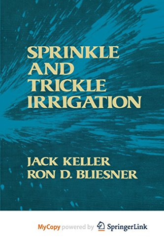 9781475714265: Sprinkle and Trickle Irrigation