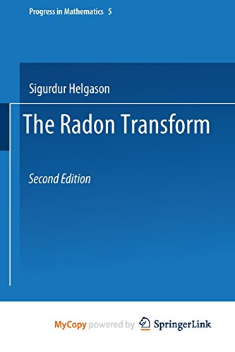 9781475714647: The Radon Transform
