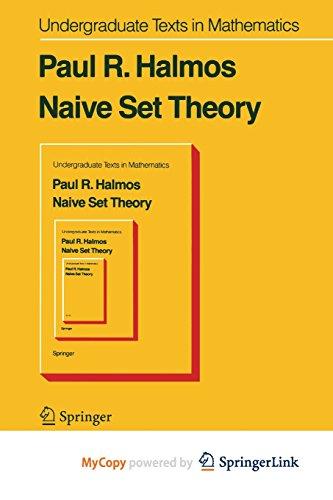 9781475716467: Naive Set Theory