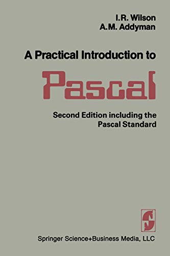 9781475717662: A Practical Introduction to Pascal