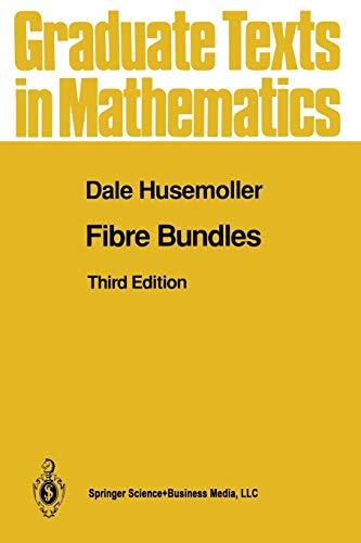 9781475722635: Fibre Bundles (Graduate Texts in Mathematics)