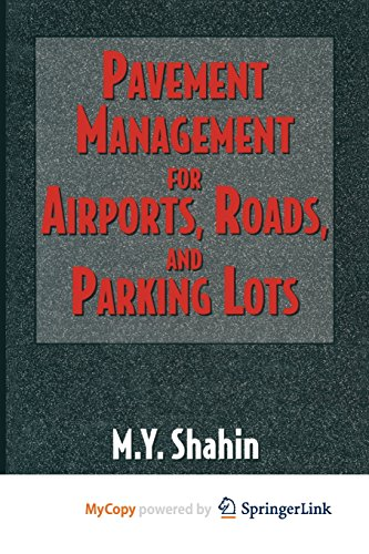 9781475722888: Pavement Management for Airports, Roads, and Parking Lots