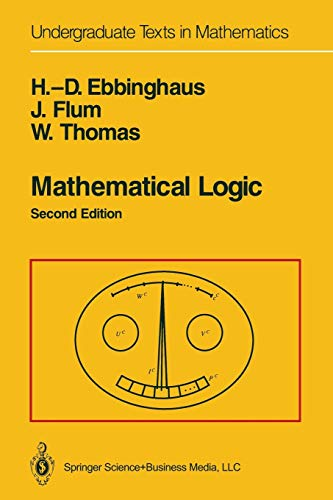 9781475723571: Mathematical Logic (Undergraduate Texts in Mathematics)