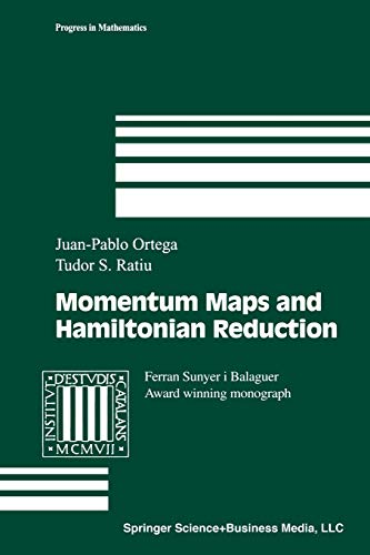 9781475738131: Momentum Maps and Hamiltonian Reduction (Progress in Mathematics)