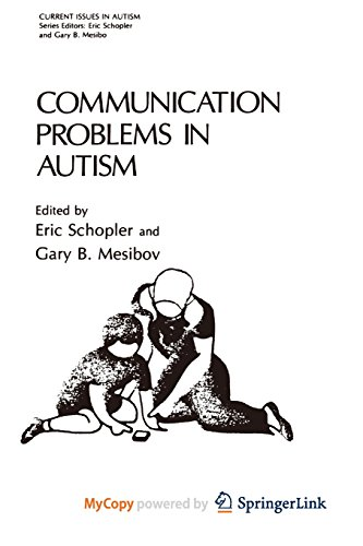 9781475748079: Communication Problems in Autism