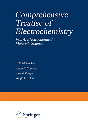 9781475748277: Electrochemical Materials Science (Advances in Neuroprotection)