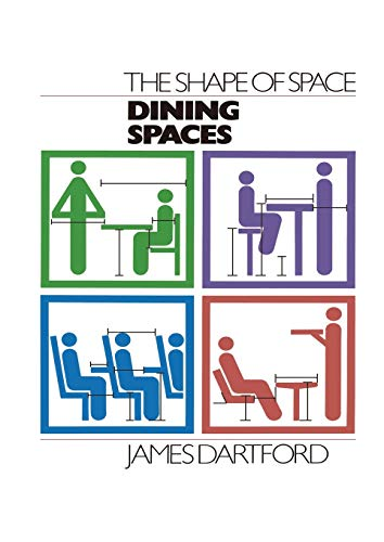 9781475749960: The Shape of Space: Dining Spaces